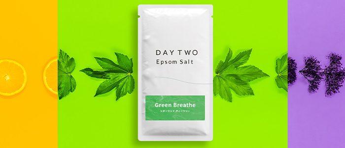 パーソナライズ入浴剤「DAY TWO Epsom Salt」が代官山蔦屋書店にて販売開始